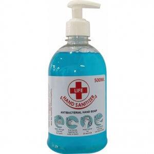 500ml Anti-Bacterial Hand Soap