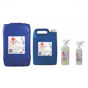 Earth Quat - Disinfectant Fogging Solution