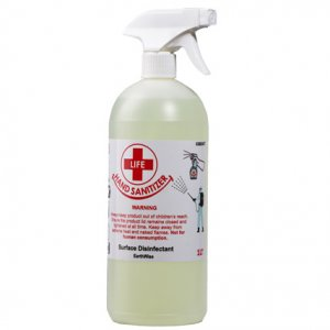 1L Earthwise Surface Disinfectant With Trigger Spray