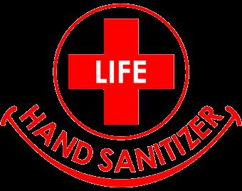 life hand sanitizer logo