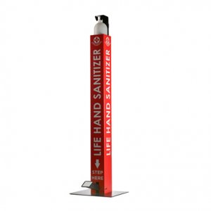 Foot Stand - Solid LHS