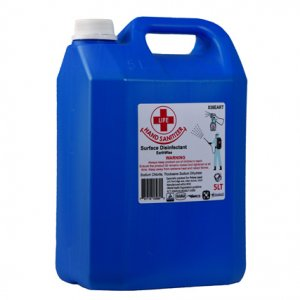 5L Earthwise Surface Disinfectant