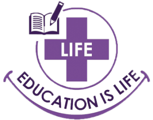 education is life logo